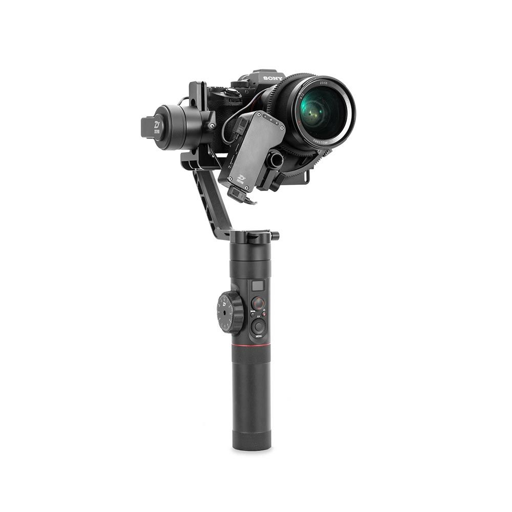 Zhiyun Crane 2 with Servo Follow Focus (Mechanical) (CMF-01) FREE
