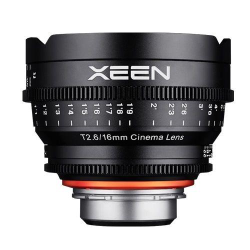 Samyang XEEN 16mm T2.6 - Sony E-Mount