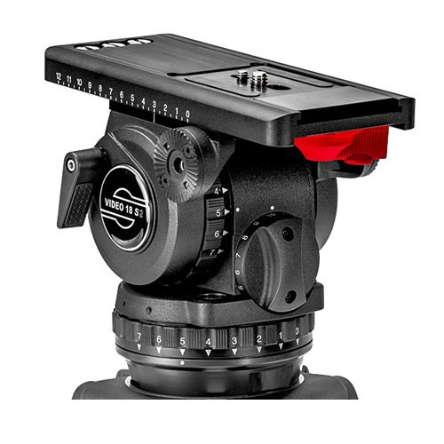 Sachtler Video 18 S2 Fluid Head