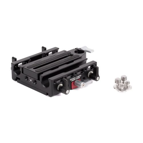 Wooden Camera Unified Baseplate for FS5, EVA-1, VariCam LT, VariCam 35