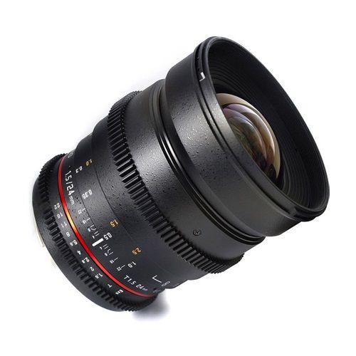 Samyang 24mm T1.5 Cine Lens for Sony E-Mount