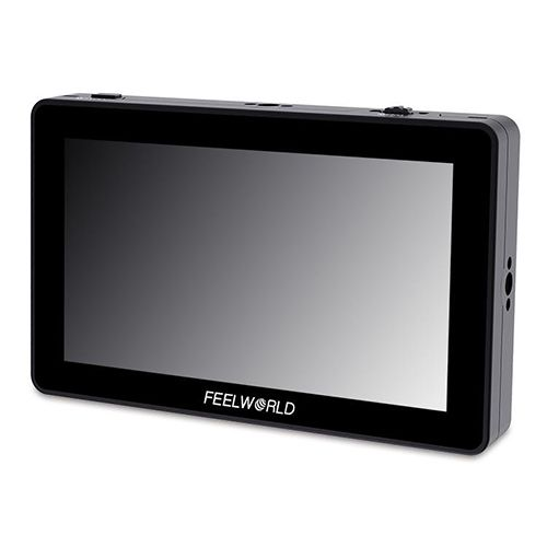 FEELWORLD F6 PLUS 5.5 Inch 3D LUT Touch Screen DSLR Camera Field Monitor