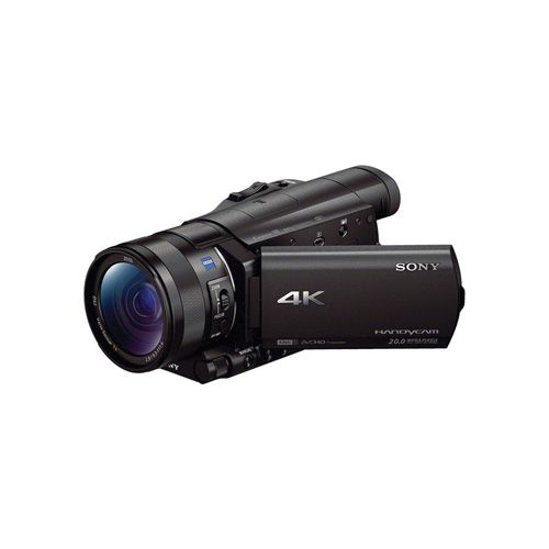 Sony Camcorder FDR-AX100E 4K Ultra HD Camcorder
