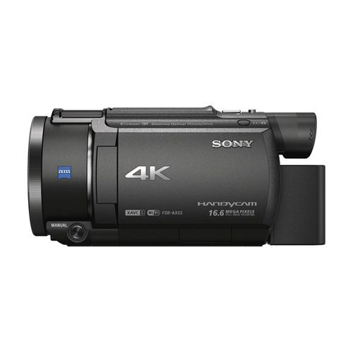 Sony Camcorder FDR-AX53 4K Ultra HD Handycam Camcorder
