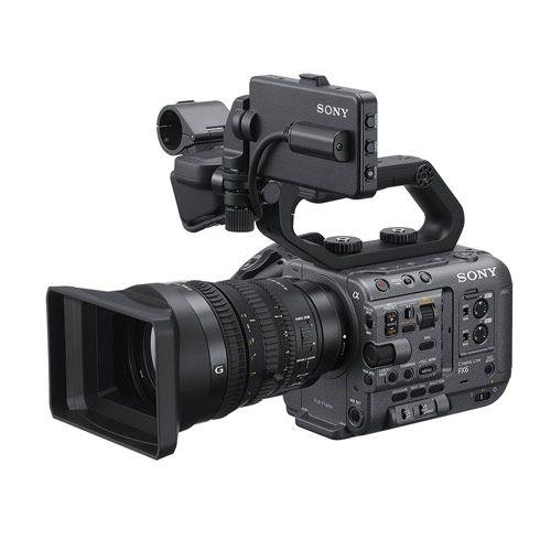 Sony FX6 Full Frame 4K Cinema camera  with 28-135mm Lens