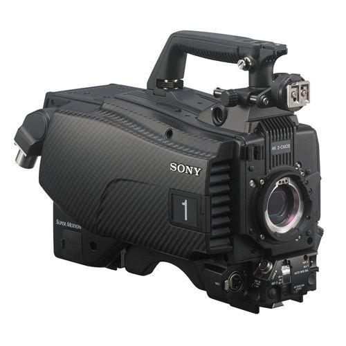 Sony HDC-4300 4K/HD system camera