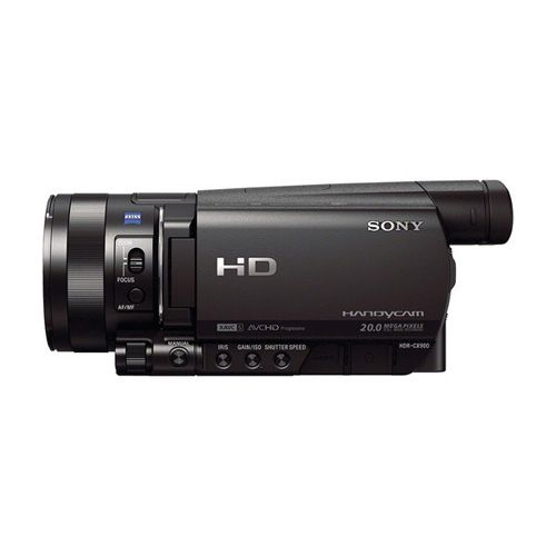 Sony Camcorder  HDR-CX900E Full HD Handycam (PAL)