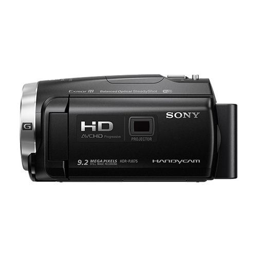 Sony Camcorder HDR-PJ675 Full HD Handycam Camcorder (PAL)