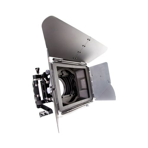 """Tilta 4 x 5.65"""" Carbon Fiber Matte Box (Swing-away)"""