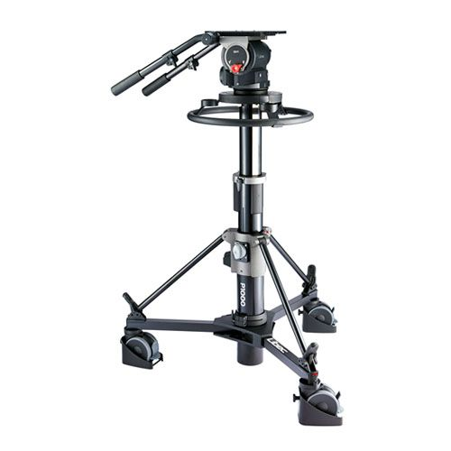 Libec QD-10PD Pedestal System with QH1 Head