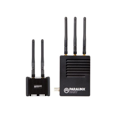 Paralinx Dart Ultra-Compact 1000 ft Wireless Video System with HDMI Receiver