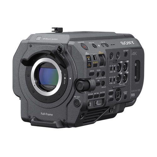 Sony PXW-FX9  6K Full-Frame Camera  (Body Only)