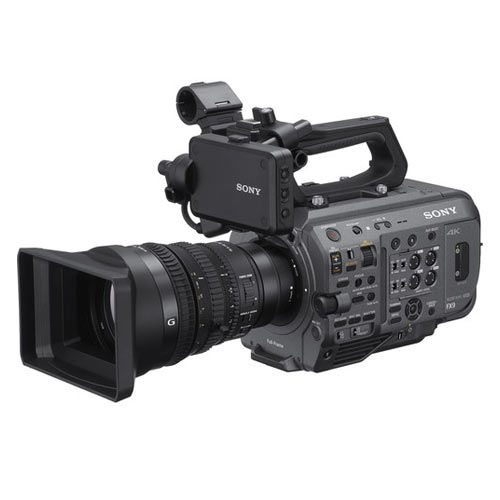 SONY PXW-FX9 6K FULL-FRAME CAMERA with 28-135mm f/4 G OSS