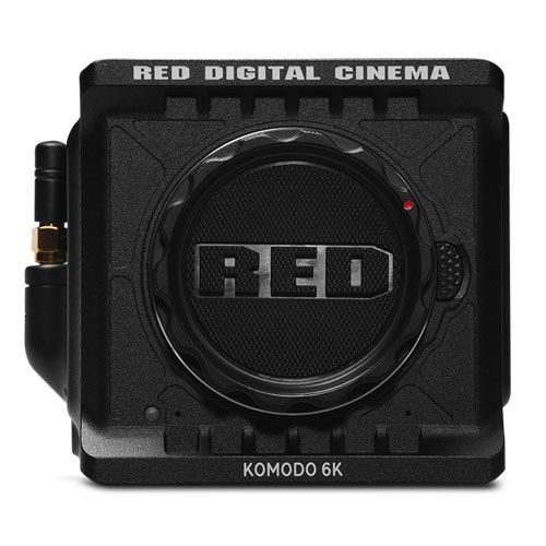 RED DIGITAL CINEMA KOMODO 6K Digital Cinema Camera (Canon RF)