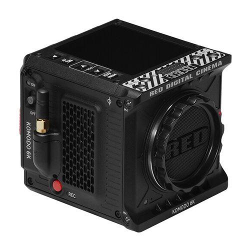 RED DIGITAL CINEMA KOMODO 6K Camera Starter Pack