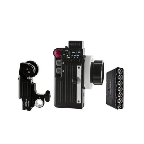 Teradek Wireless Lens Control Kit (Latitude-X Receiver, Mk3.1 Controller+Forcezoom)