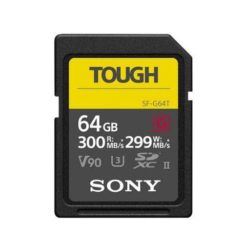 Sony 64GB SF-G Series  Memory Card