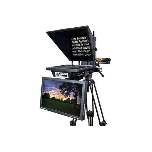 "Autocue/QTV 22"" Talent Feedback Monitor"