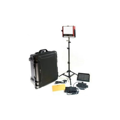 Cineo Maverick3 Bi-Color Travel Kit - Gold Mount