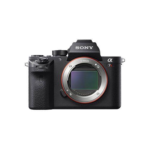Sony Alpha Camera  a7R II ILCE7RM2/B Mirrorless Digital Camera (Body Only)