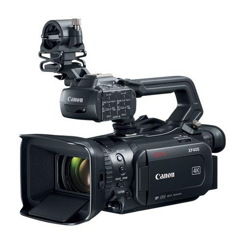 Canon XF405 4K UHD 60P Camcorder