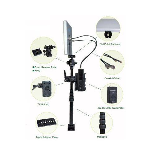 Pro-X XW-HDU060 Wireless Transmission 2000m