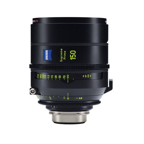 ZEISS Supreme Prime 150mm T1.8 Lens (Feet, PL Mount)
