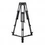 Libec T150F Heavy-Duty 2-Stage Aluminum Tripod Legs (4-Bolt Flat Base)