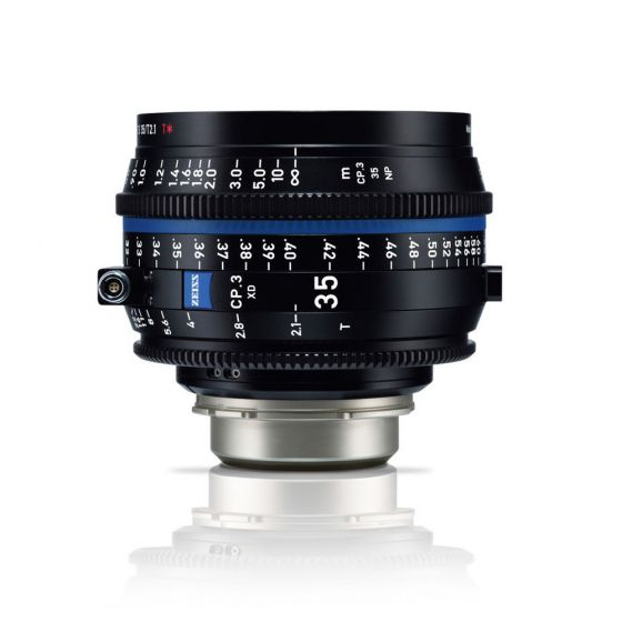 ZEISS CP.3 XD 35mm Compact Prime Lens