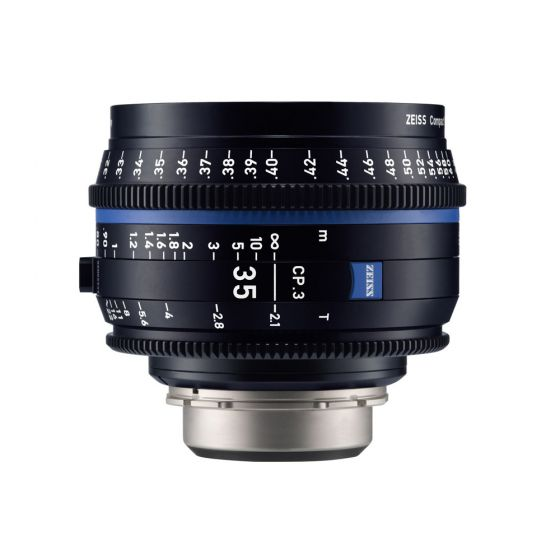 ZEISS CP.3 35mm Compact Prime Lens