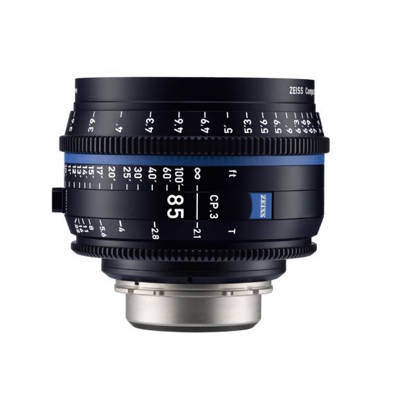 ZEISS CP.3 85mm Compact Prime Lens