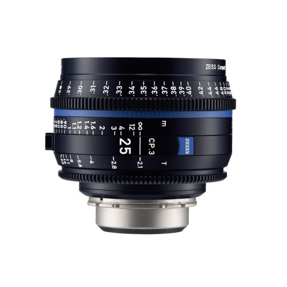 ZEISS CP.3 25mm Compact Prime Lens