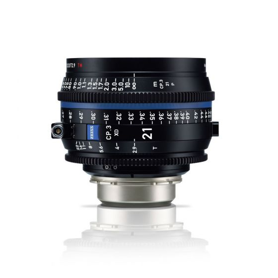 ZEISS CP.3 XD 21mm Compact Prime Lens