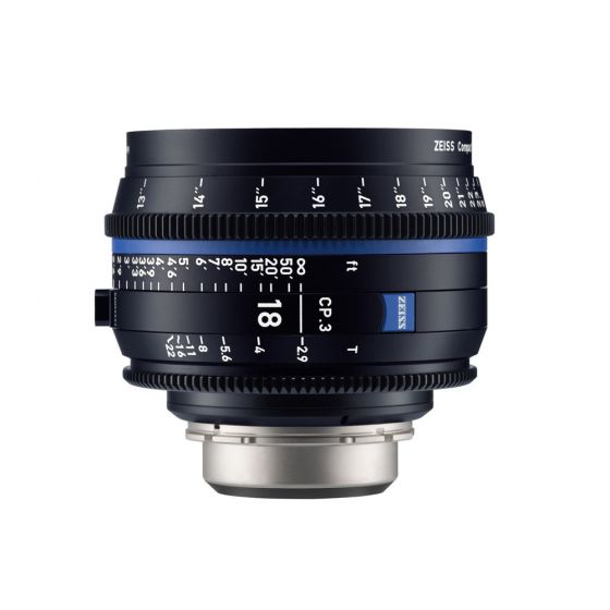 ZEISS CP.3 18mm Compact Prime Lens