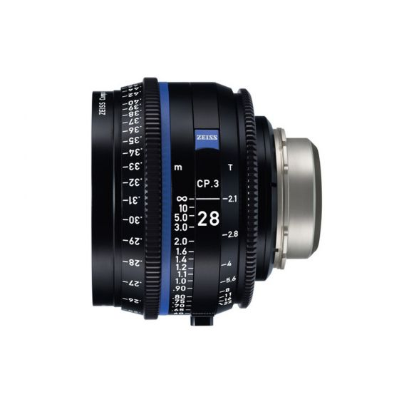 ZEISS CP.3 28mm Compact Prime Lens