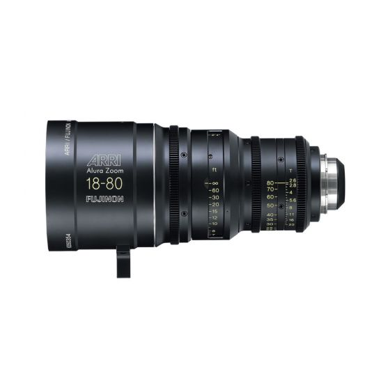 ARRI Alura 18-80mm T2.6 M Wide-Angle Studio Zoom Lens