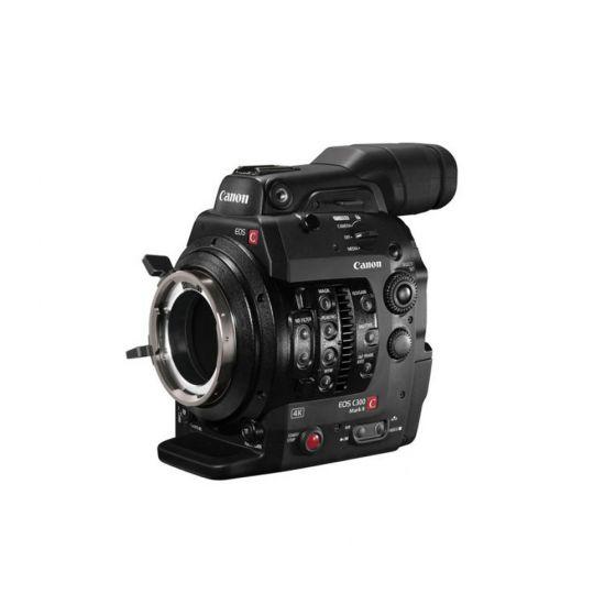 Canon Cinema EOS C300 Mark II Camcorder Body