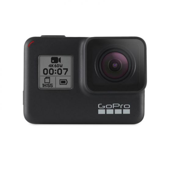 GoPro HERO7 Black - Action Camera