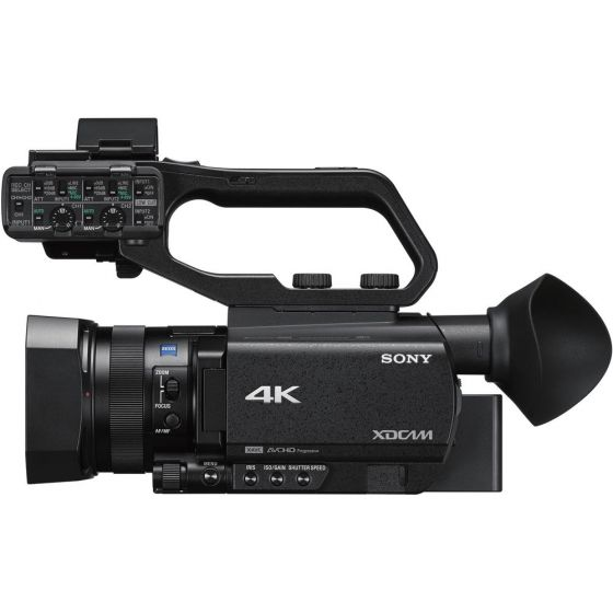 Sony PXW-Z90 4K HDR XDCAM Camcorder