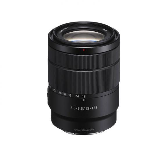 Sony SEL18135 E 18-135mm f/3.5-5.6 OSS Lens