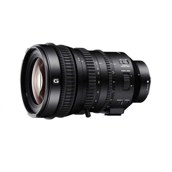 Gear — Sony 18-110mm Super 35mm APS-C Lens - HD Video Pro