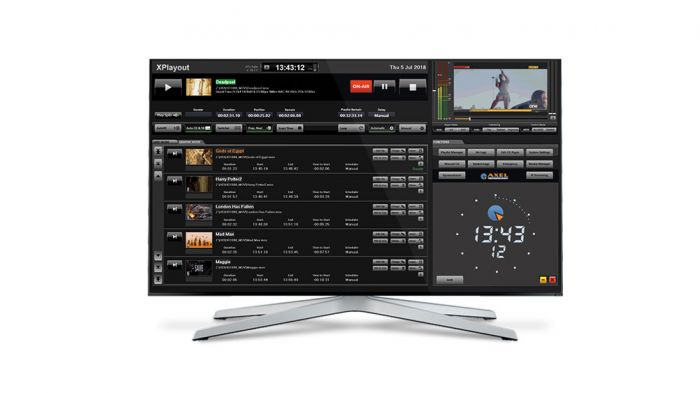 Axel Technology XTV Suite