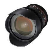 Samyang 10mm T3.1 VDSLR Lens with Sony E Mount