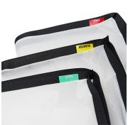 DoPchoice Cloth Set for 1/4, 1/2, FULL fir SNAPBAG Litepanels Astra 1X1 - 900-0027 - SBLP11-SQHF