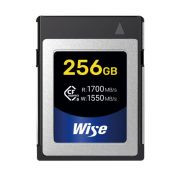 Wise Advanced 256GB CFX-B Series CFexpress Memory Card