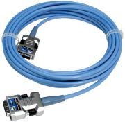 Gefen HDTV Extreme Fiber Optic DVI Male to DVI Male Cable (50')