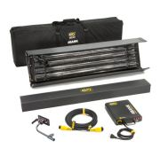Kino Flo 4' 4-Bank Kit with Soft Case (Universal 230U)