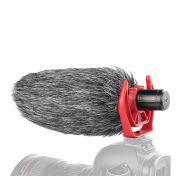 LensgoDMM2 Ultracompact Camera-Mount Shotgun Microphone