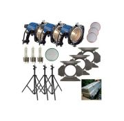 ARRILITE 750 Plus, 3 Tungsten Lighting Kit (bare ends)