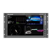 "Marshall Electronics 17.3"" Rack Mount Dual Link/Waveform Monitor with In-Monitor Display"